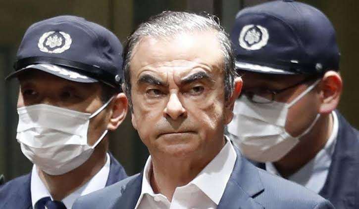 Japan serve : Japan on a fundamental level could squeeze Lebanon to remove Ex-Nissan supervisor Ghosn